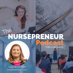 Post-concussion Care and Recovery NursePreneur Podcast