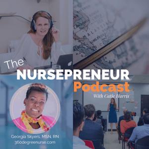 Executive Coach for Nurse Managers NursePreneur Podcast