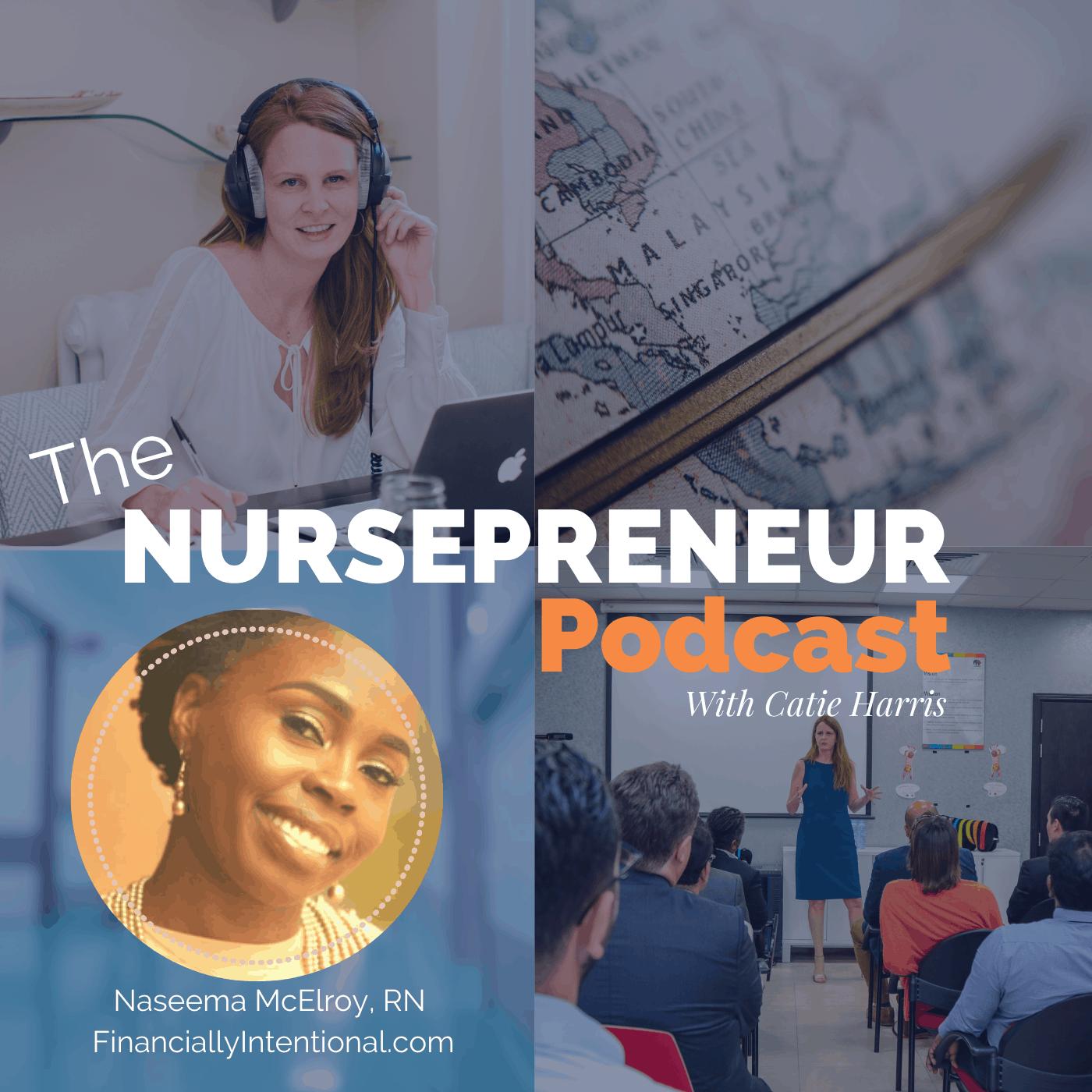 Financial Intentions NursePreneur Podcast