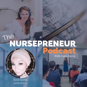 Messaging Your Mess NursePreneur Podcast