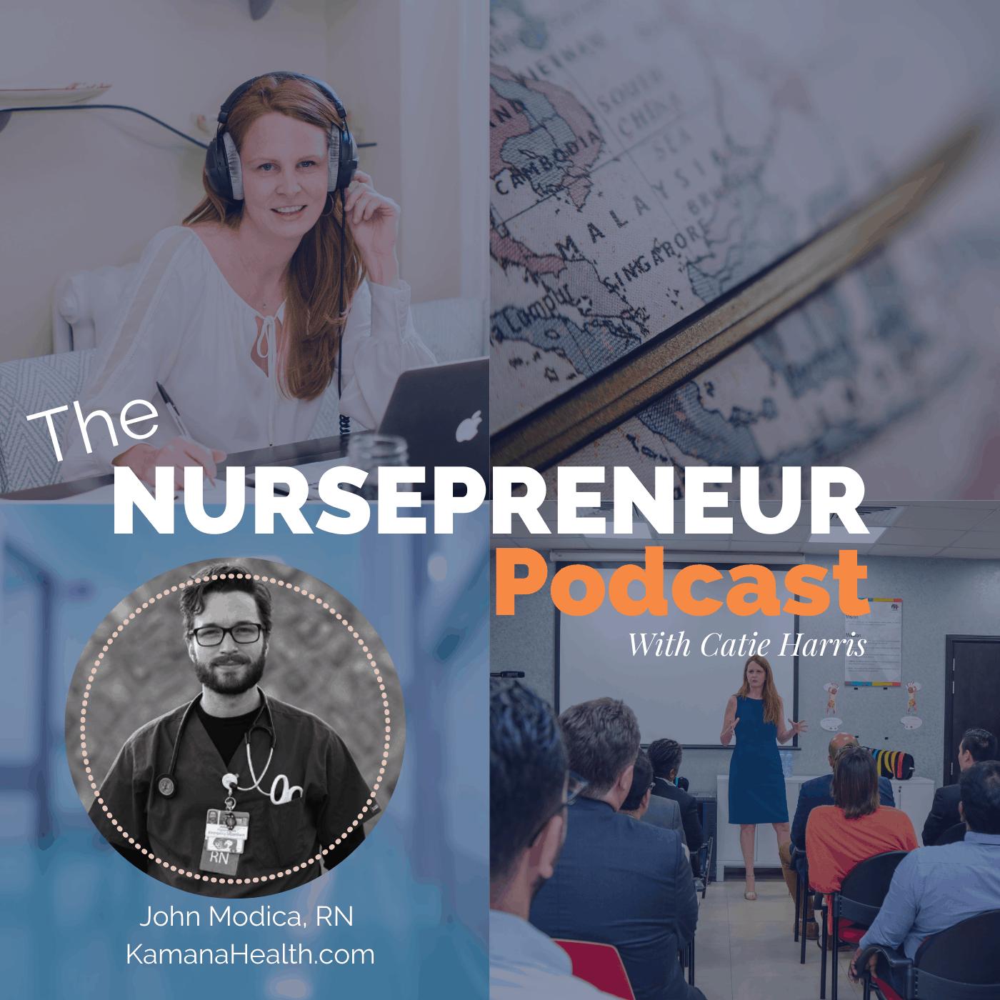 Kamana Health Platform NursePreneur Podcast