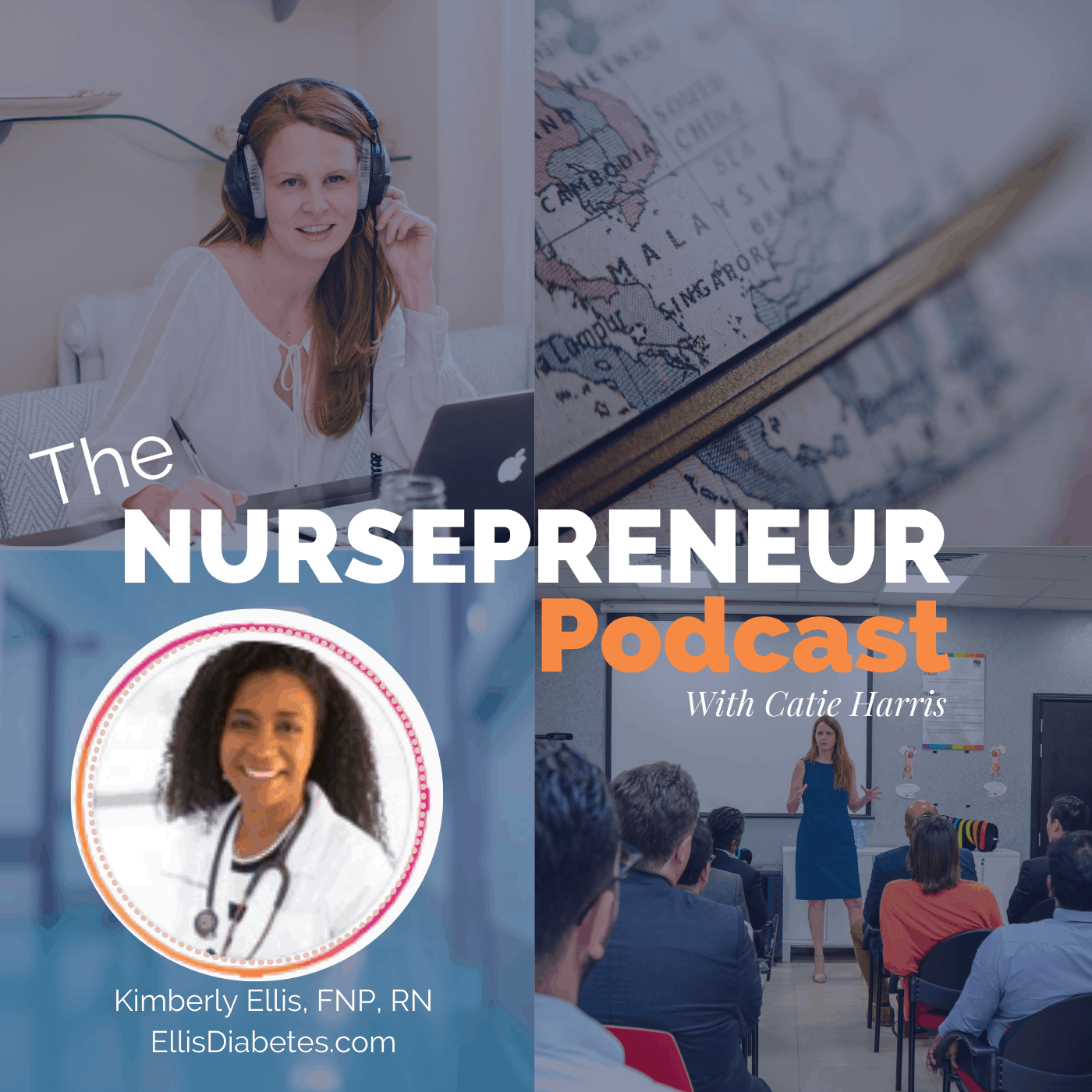 The Diabetes NP NursePreneur Podcast
