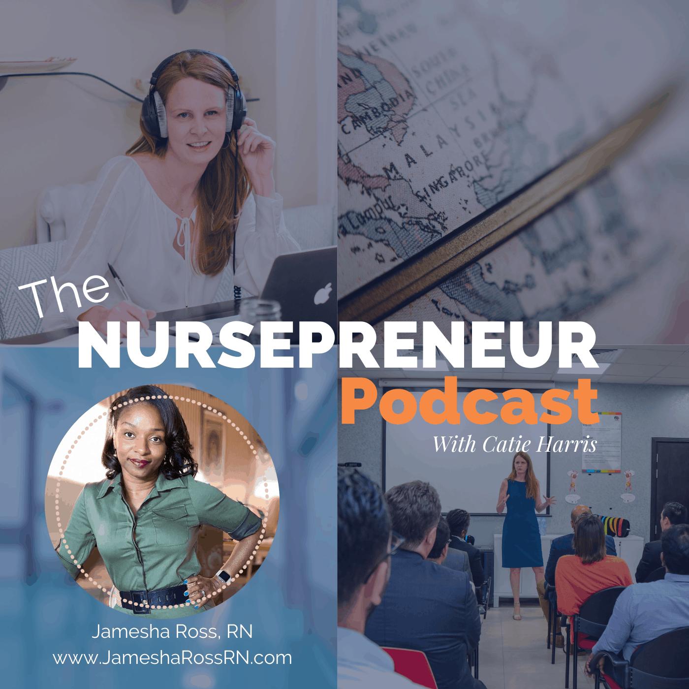 Transformational Coach NursePreneur Podcast