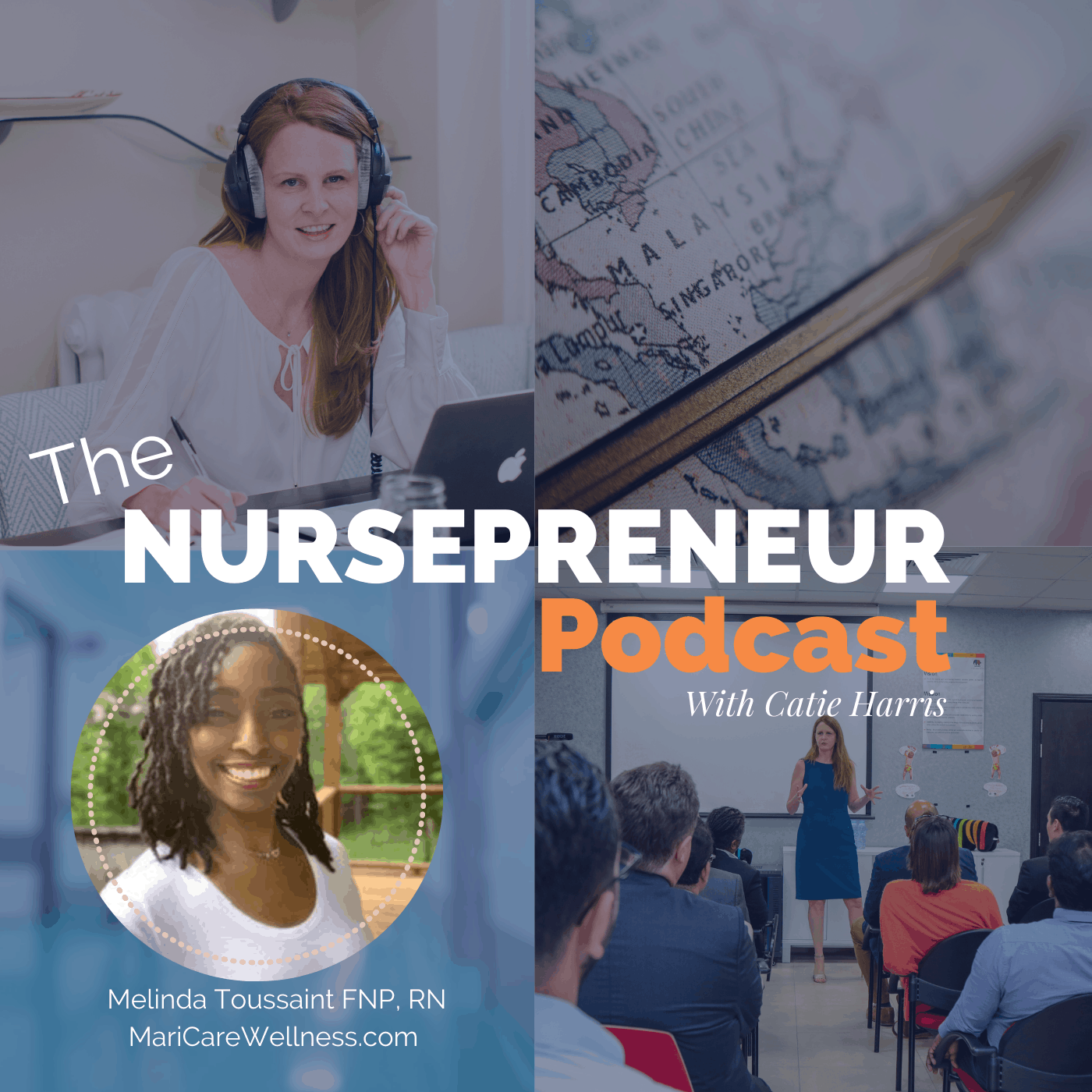 MariCare Wellness NursePreneur Podcast