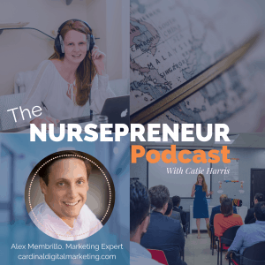 SEO Your Way To Success NursePreneur Podcast
