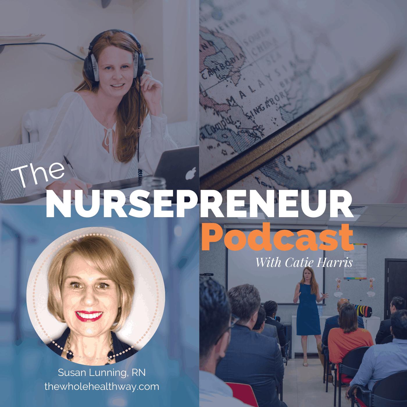 The Whole Health Way NursePreneur Podcast