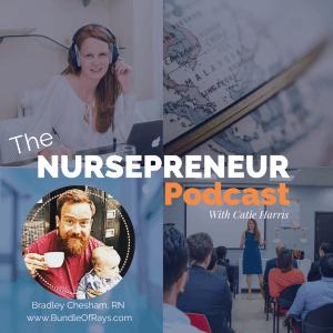 Virtual Reality Education NursePreneur Podcast