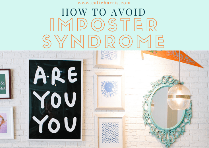 How To Avoid Imposter Syndrome As A NursePreneur