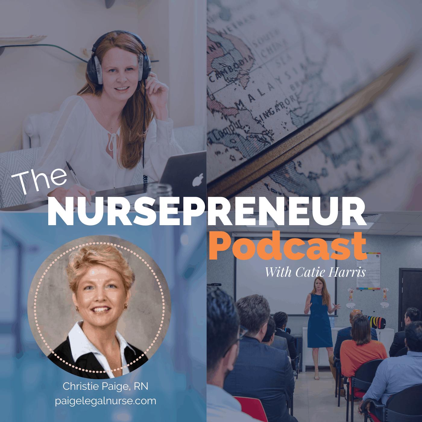 Are Marketing Materials a Waste of Money? NursePreneur Podcast
