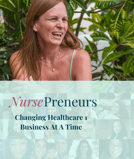 Catie Harris Nurse Entrepeneur Business Coaching